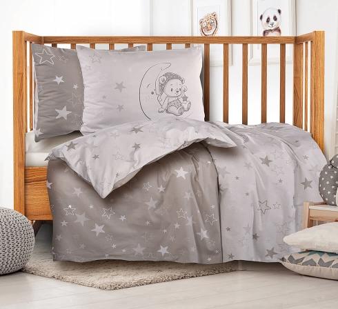 Posteľná súprava do detskej postieľky bavlna exclusive