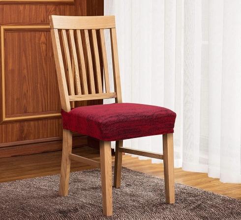 Vínové elastické napínacie poťahy na sedadlá stoličiek (EP3) - JIMI Textil