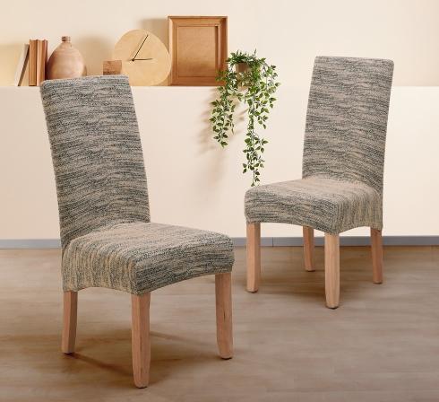 Orieškové elastické napínacie poťahy na stoličky s operadlom (EP4) – JIMI Textil